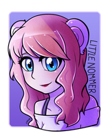 Yogscard - Little Nommer/Katie by Shellahx