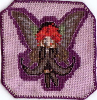 Belial Butterfly Patch by Tseecka