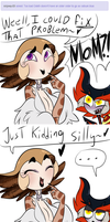 is she joking? by G-Blue16