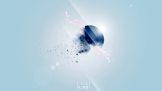 Lost Planet by RaeArtworks