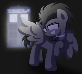 Doctor... Who? by Bubbly-Storm