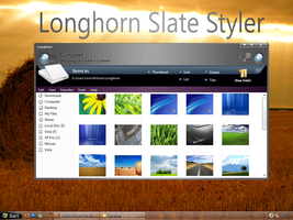 Longhorn explorer 2 - released by fediaFedia