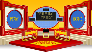 Family Feud 1987 pilot set 3 by wheelgenius