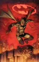 Batman by Tom Raney and Ryan Lord by RyanLord