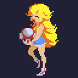 Misty Peach by HendryRoesly