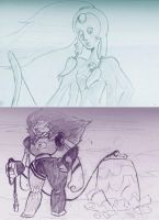 Opal and Sugilite by tite-pao