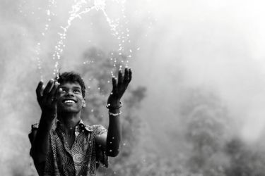 JOY OF BEING A HUMAN by praveenchettri