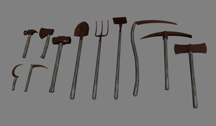 Gnarly Tools by pfunked