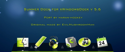 XWD: Summer Dock by haran-hockey