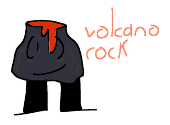 Volcano Rock by allmights-shoes