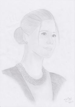 Claire Holt by LizzieR97