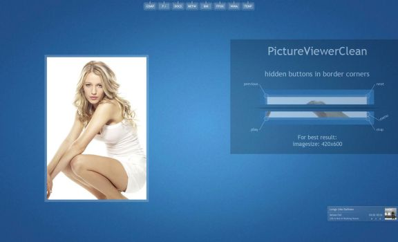PictureViewerClean For Avedesk by dubbb
