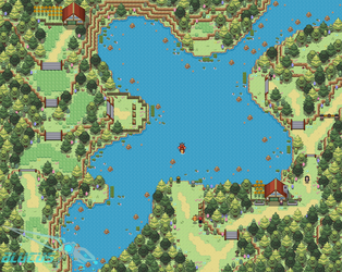 Lake Of Rage Remake by Alucus