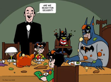 Happy Thanksgiving by The-BlackCat