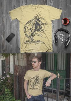 T-shirt Spirit of the Savanna(He Lives in you)