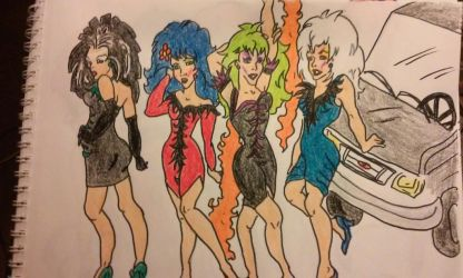 The Misfits by sschof32