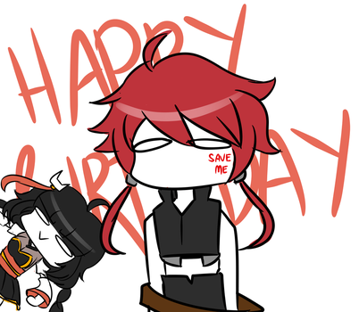 hhhhhHHHHHAAAAPPY BIRTHDAYYYYYYY by ffs-mitchiri