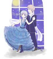 APH - Minuet by DinoTurtle