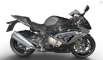 BMW S 1000 RR by tosbin