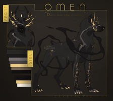 2016|Omen reference by Cakeindafridge