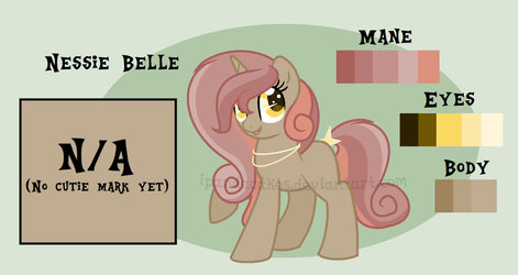 Pandaverse Bio: Nessie Belle by iPandacakes