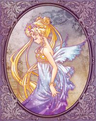 Neo Queen Serenity by Keah