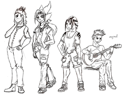 RedRidge High Colts #1 (WIP) by Hills-to-Sky