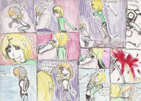 Comic for Aiden pg. 1 by UrEmoLover