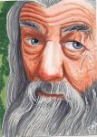 Gandalf by Purple-Pencil
