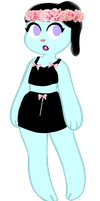 CLOSED : Blue Baby Adopt by Violeta-Adopts
