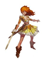 Zentia Character Two by your-fathers-belt