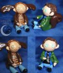Supernatural Brothers for Rachelle by SmilingMoonCreations