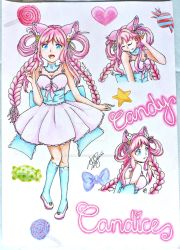 Candy Candice by Azian-Princess