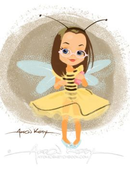 Little Bee by AtomicKirby