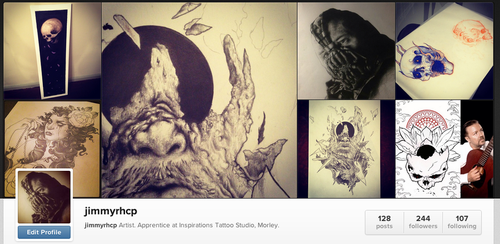 My page for more recent work by JimOfRapture