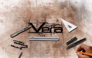 vera graphic design  products by sidaryildirim