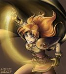 Lina Inverse by Saehral
