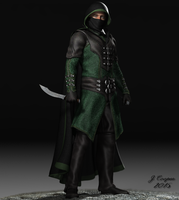 Assassin by muddychickn