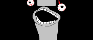 T Is For Toilet by SCP-096-2