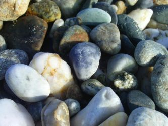 PEBBLES 1 by J8MDS