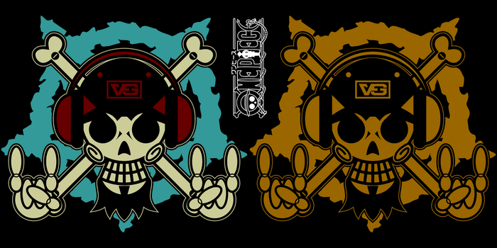 Personal One Piece Flag by teews666