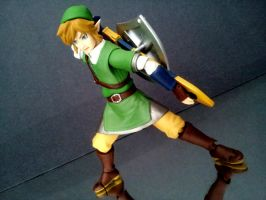 Link - Prepare for Battle #1 by 0PT1C5