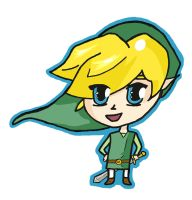 link sticker by TaySuzanne