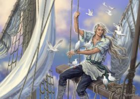 Earendil The Mariner by Mysilvergreen