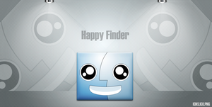 Happy Finder by Delta909