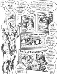 EMPOWERED 2's recap page by AdamWarren