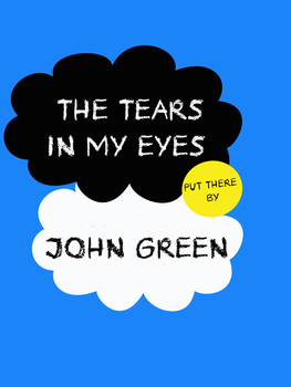 How to write tears by John Green by xSavannahxx