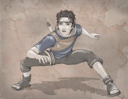 Shisui sketch by Quill-q
