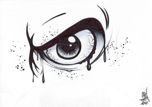 Sketchbook 2 Eye by jpnunezdesigns