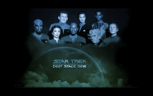 Star Trek DS9 by KadouCreations